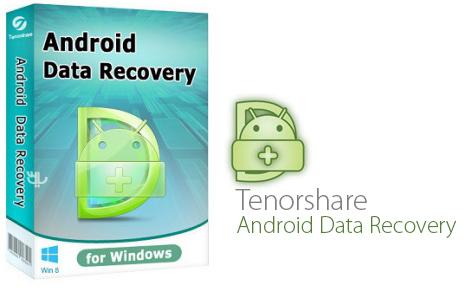 دانلود Tenorshare Android Data Recovery 5.1.0.0 - بازیابی اطلاعات حذف شده از اندروید