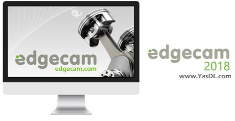 دانلود Vero Edgecam 2018 R1 x64 - نرم افزار تراشکاری، فرزکاری و ماشین کاری چند محوره