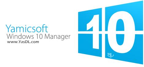 دانلود Windows 10 Manager 2.2.2 + Portable - نرم افزار مدیریت ویندوز 10