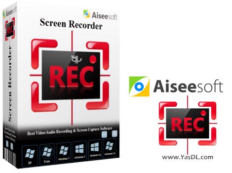 دانلود Aiseesoft Game Recorder 1.1.26 - نرم افزار فیلمبرداری از بازی های کامپیوتری
