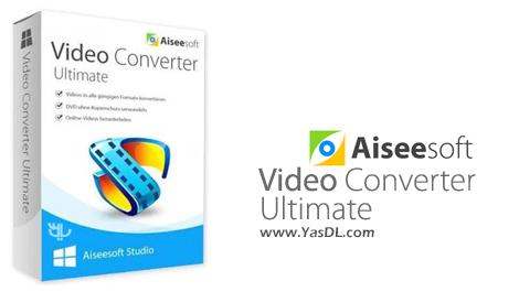 دانلود Aiseesoft Video Converter Ultimate 9.2.32 - تبدیل فرمت های ویدیویی