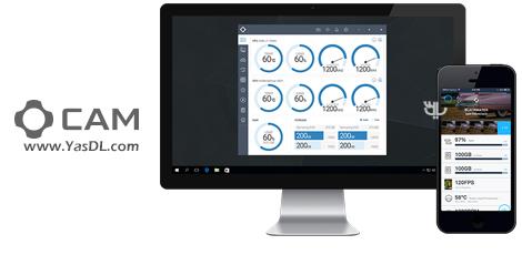 دانلود CAM 3.5.50 - نرم افزار نظارت بر عملکرد سیستم
