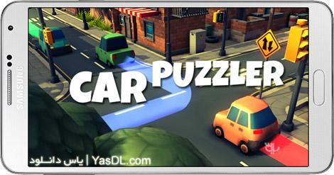 دانلود بازی Car Puzzler 1.0 - معمای ماشین ها برای اندروید