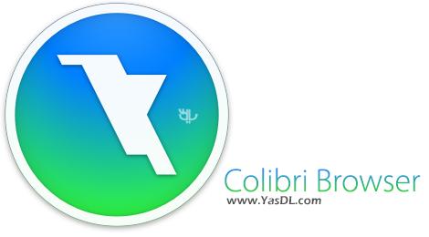 دانلود Colibri Browser 1.0.0 Beta 30 - مرورگر امن و فوق پیشرفته برای ویندوز