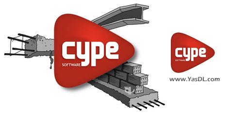 دانلود Cype Software 2017.m - نرم افزار مهندسی عمران و معماری