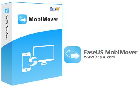 دانلود EaseUS MobiMover 3.0 - نرم افزار مدیریت و انتقال داده های آیفون و آیپد