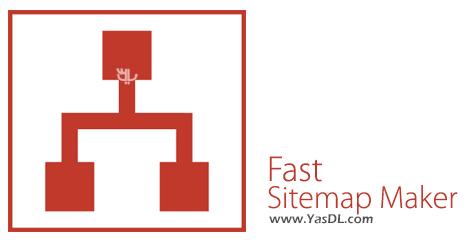 دانلود Fast Sitemap Maker 1.3 - نرم افزار ایجاد نقشه برای وب سایت