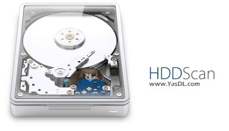دانلود HDDScan 4.0 Build 0.13 - نرم افزار اسکن و گزارش از سلامت هارد دیسک