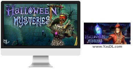 دانلود بازی Halloween Mysteries برای PC