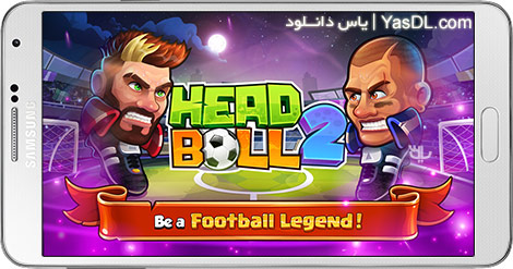 Game Head Ball 2 1.41 – Online Matches Football For Android