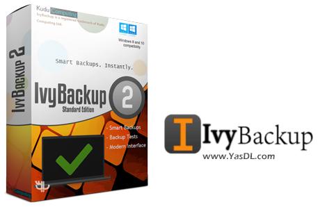 دانلود IvyBackup 2.6.1 + Portable - نرم افزار پشتیبان گیری هوشمندانه از اطلاعات