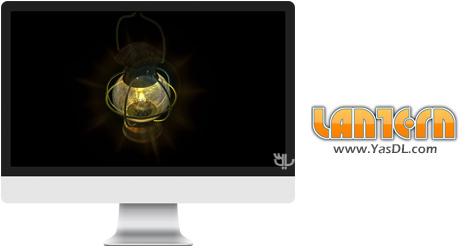 دانلود Lantern 3D Screensaver 1.1 - اسکرین سیور فانوس برای ویندوز
