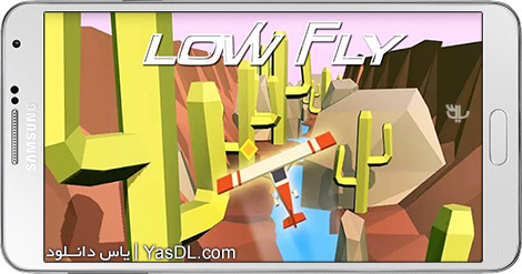 دانلود بازی Low Fly 1.11 - پرواز در ارتفاع کم برای اندروید