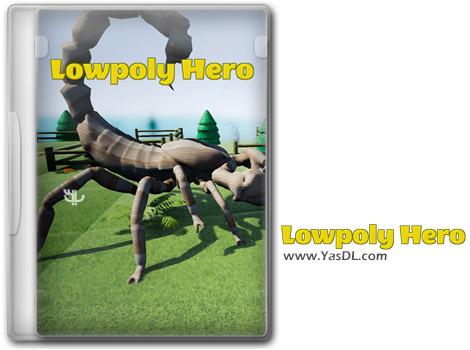 دانلود بازی Lowpoly Hero برای PC