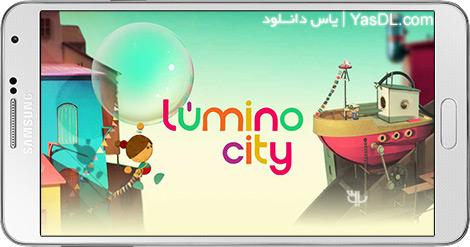 دانلود بازی Lumino City 1.2.5 - شهر لومینو برای اندروید + دیتا