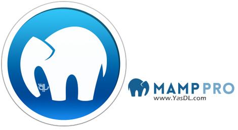 دانلود MAMP PRO 3.3.1.18234 - نرم افزار شبیه ساز سرور برای ویندوز