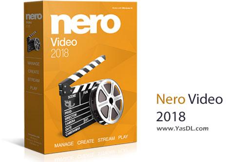 دانلود Nero Video 2018 پلیر و ویرایشگر مالتی مدیا