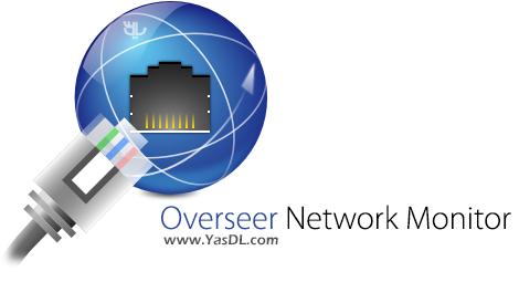 دانلود Overseer Network Monitor 5.0.206.35 - نرم افزار نظارت بر شبکه
