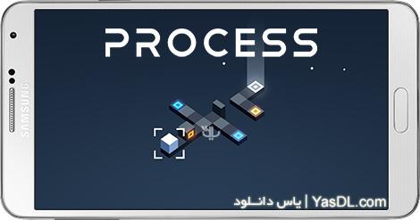 """دانلود بازی PROCESS 1.05 - چالش پرهیجان """"فرآیند"""" برای اندروید"""