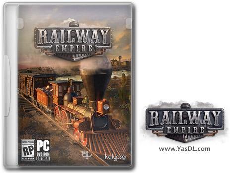 دانلود بازی Railway Empire برای PC