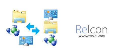 دانلود ReIcon 1.8 - نرم افزار حفظ و بازیابی آرایش آیکون ها در دسکتاپ
