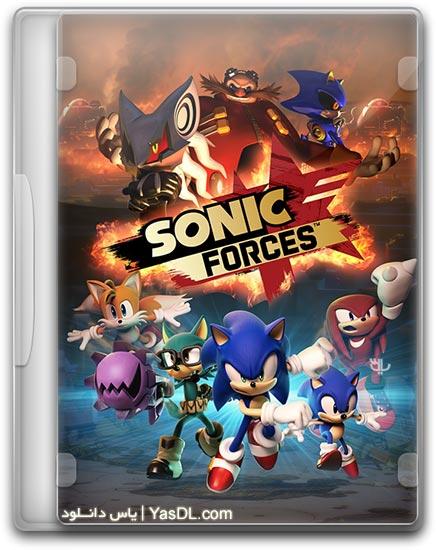 دانلود بازی Sonic Forces برای PC