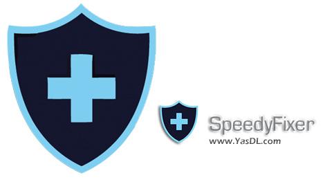 دانلود SpeedyFixer 7.3 - نرم افزار ترمیم و بهینه سازی سریع ویندوز