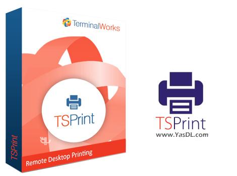 دانلود TerminalWorks TSPrint Server 3.0.2.4 - نرم افزار پرینت گرفتن از راه دور