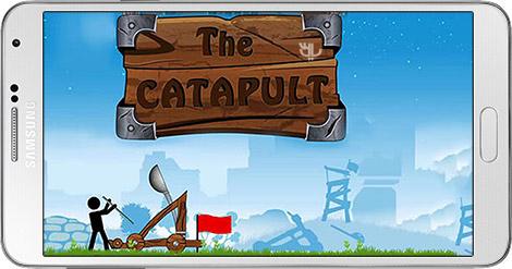 دانلود بازی The Catapult 1.0.8 - جنگ افزار باستانی منجنیق برای اندروید + نسخه بی نهایت