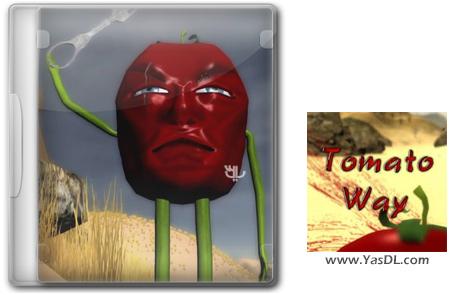 دانلود بازی Tomato Way برای PC