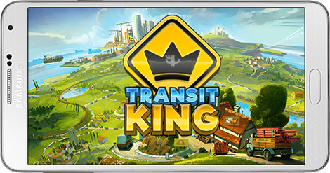دانلود بازی Transit King 1.5 - سلطان حمل و نقل ترانزیت برای اندروید + نسخه بی نهایت