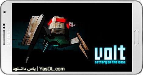 """دانلود بازی Volt 1.2 - بازی آرکید """"ولت"""" برای اندروید"""