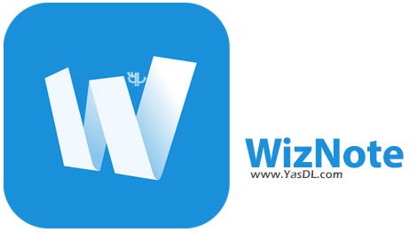 دانلود WizNote 4.10.4 - نرم افزار قدرتمند یادداشت برداری برای ویندوز