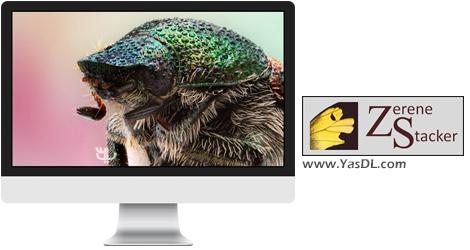 دانلود Zerene Systems Zerene Stacker Professional 1.04 T201711041830 x86/x64 - افزایش وضوح تصاویر