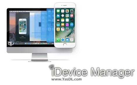دانلود iDevice Manager Pro Edition 7.4 - نرم افزار مدیریت آیفون و آیپد