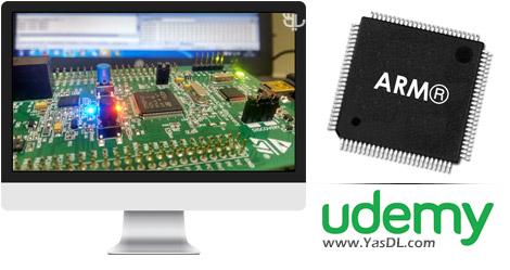 دانلود دوره آموزشی برنامه نویسی سامانه نهفته در پردازنده ARM Cortex-M3/M4