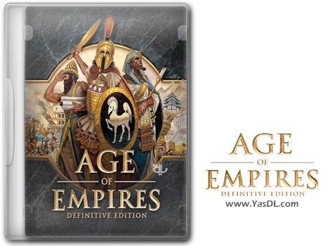 دانلود بازی Age of Empires Definitive Edition برای PC