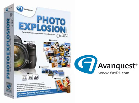 Avanquest Photo Explosion Deluxe 5.09.26090