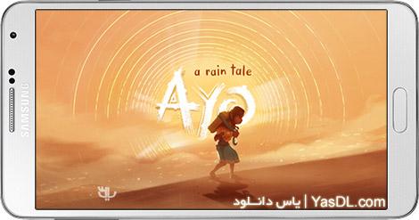 دانلود بازی Ayo A Rain Tale 1.0.0.0 – افسانه باران برای اندروید + دیتا
