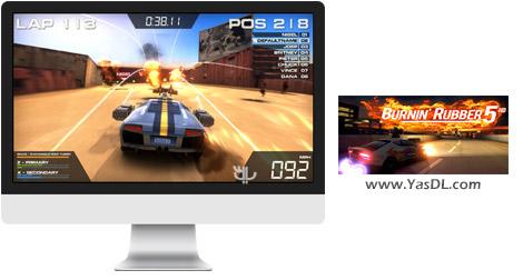 دانلود بازی Burnin Rubber 5 HD برای PC