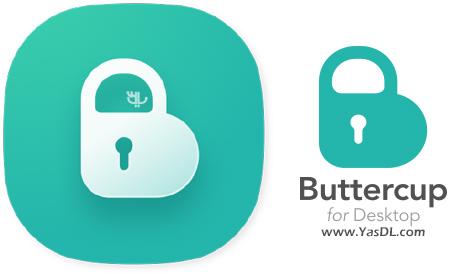 دانلود Buttercup 1.2.2 - نرم افزار مدیریت رمزهای عبور برای ویندوز