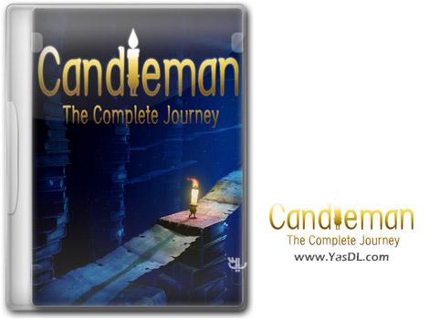 دانلود بازی Candleman The Complete Journey برای PC