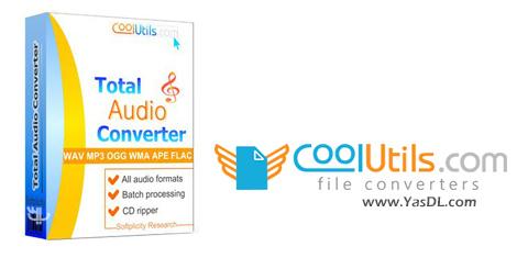 دانلود CoolUtils Total Audio Converter 5.3.0.162 - مبدل فرمت های صوتی