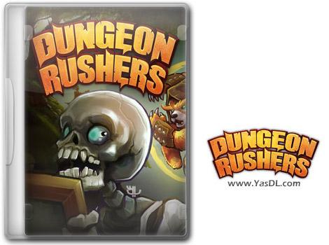 دانلود بازی Dungeon Rushers Crawler RPG برای PC