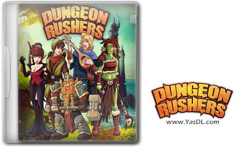 Play Dungeon Rushers Crawler RPG For PC