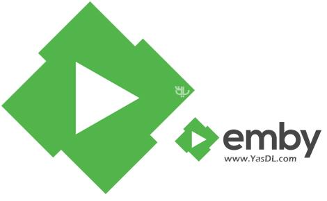 دانلود Emby Server 3.2.60.0 + Portable - مدیا سرور فوق العاده برای کاربران خانگی