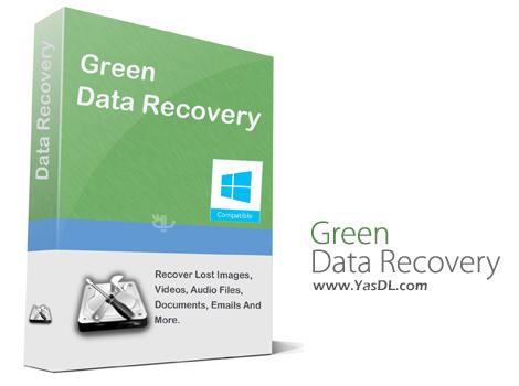 دانلود Green Data Recovery Pro 1.3.1.4 - نرم افزار بازیابی آسان و سریع اطلاعات