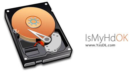 دانلود IsMyHdOK 1.33 - نرم افزار تست سلامت هارد دیسک