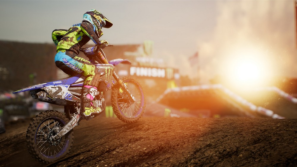 Monster Energy Supercross The Official Videogame For PC