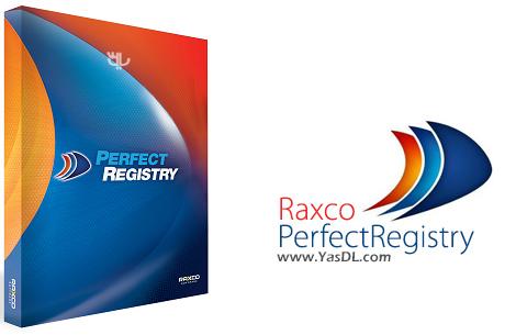 دانلود Raxco PerfectRegistry 2.0.0.3119 - نرم افزار ترمیم و بهینه سازی رجیستری